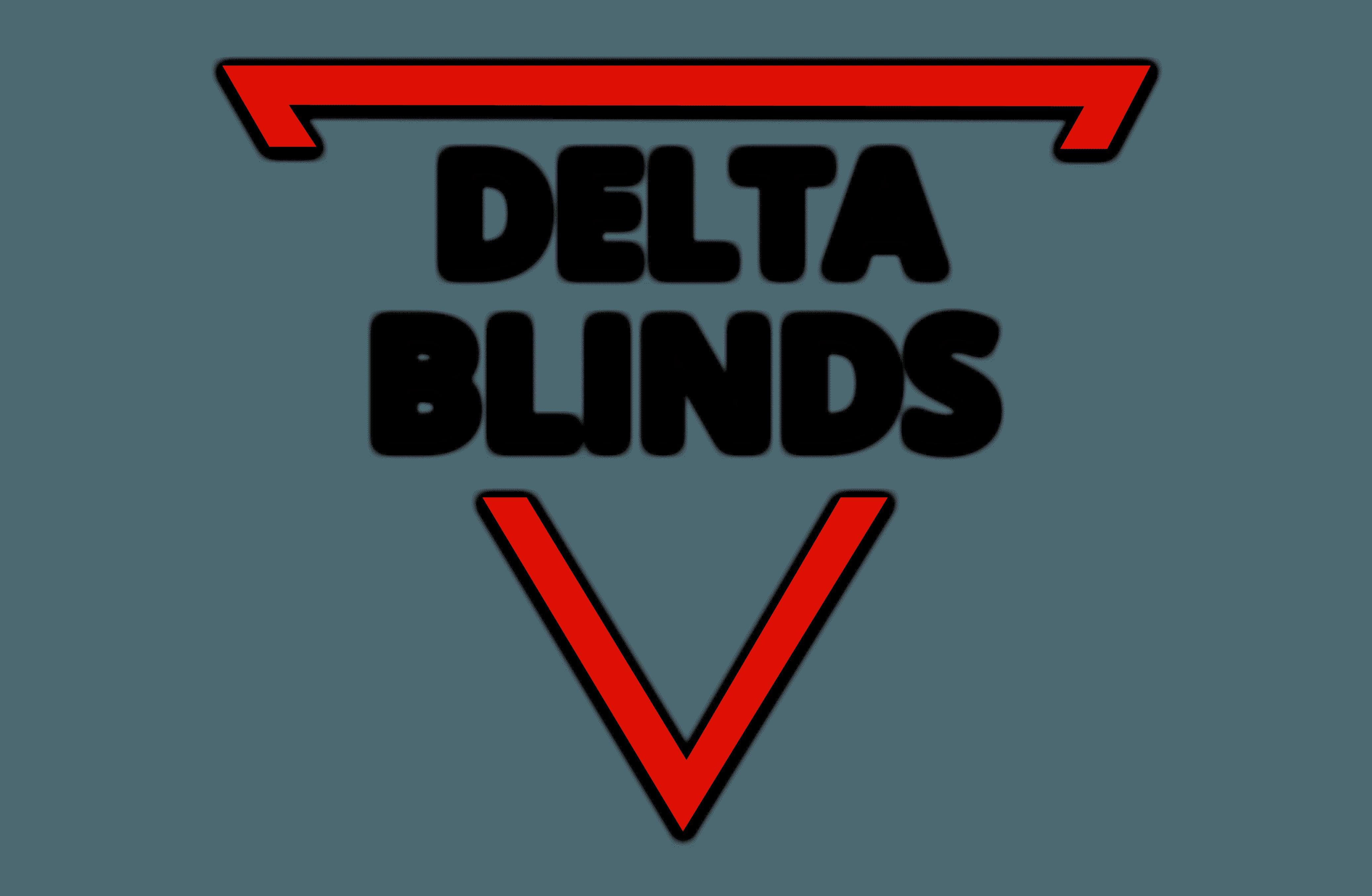 Delta Blinds company logo