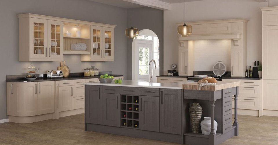 Contact us for a stylish new kitchen in Norwich