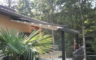 tenda per balcone