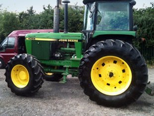 Agricultural vehicles valeting