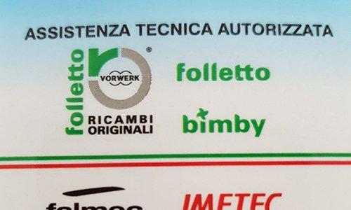 assistenza tecnica autorizzata Folletto Bimby