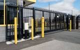 security gates and access controls