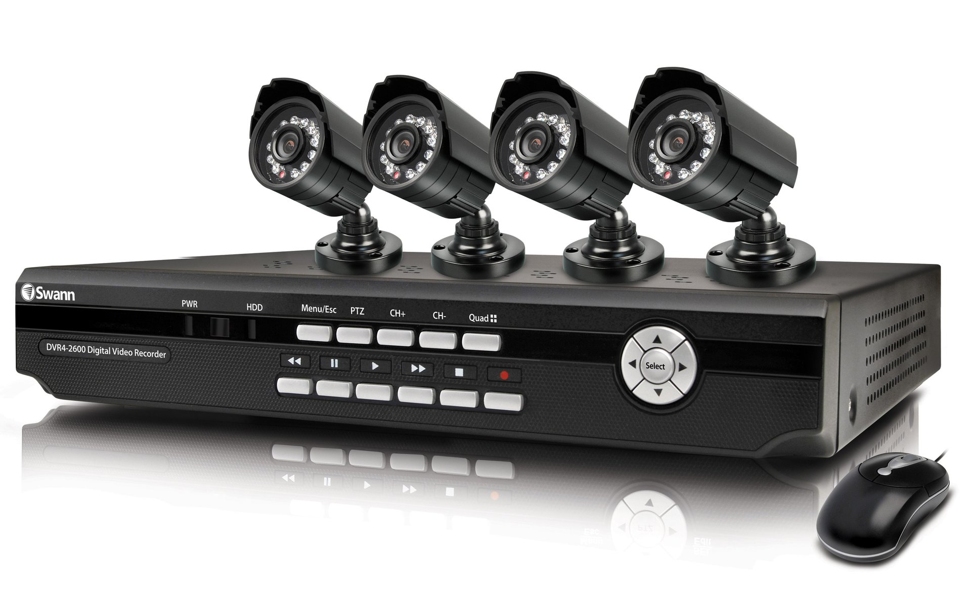 DVR Sercurity Systems