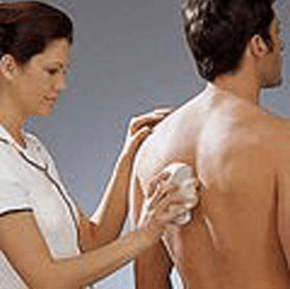 Back pain  - Wallasey - McBride Spinal Health  - Spinal mouse