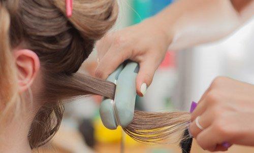 piega capelli dal parrucchiere