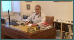 Dottoressa in pneumologia