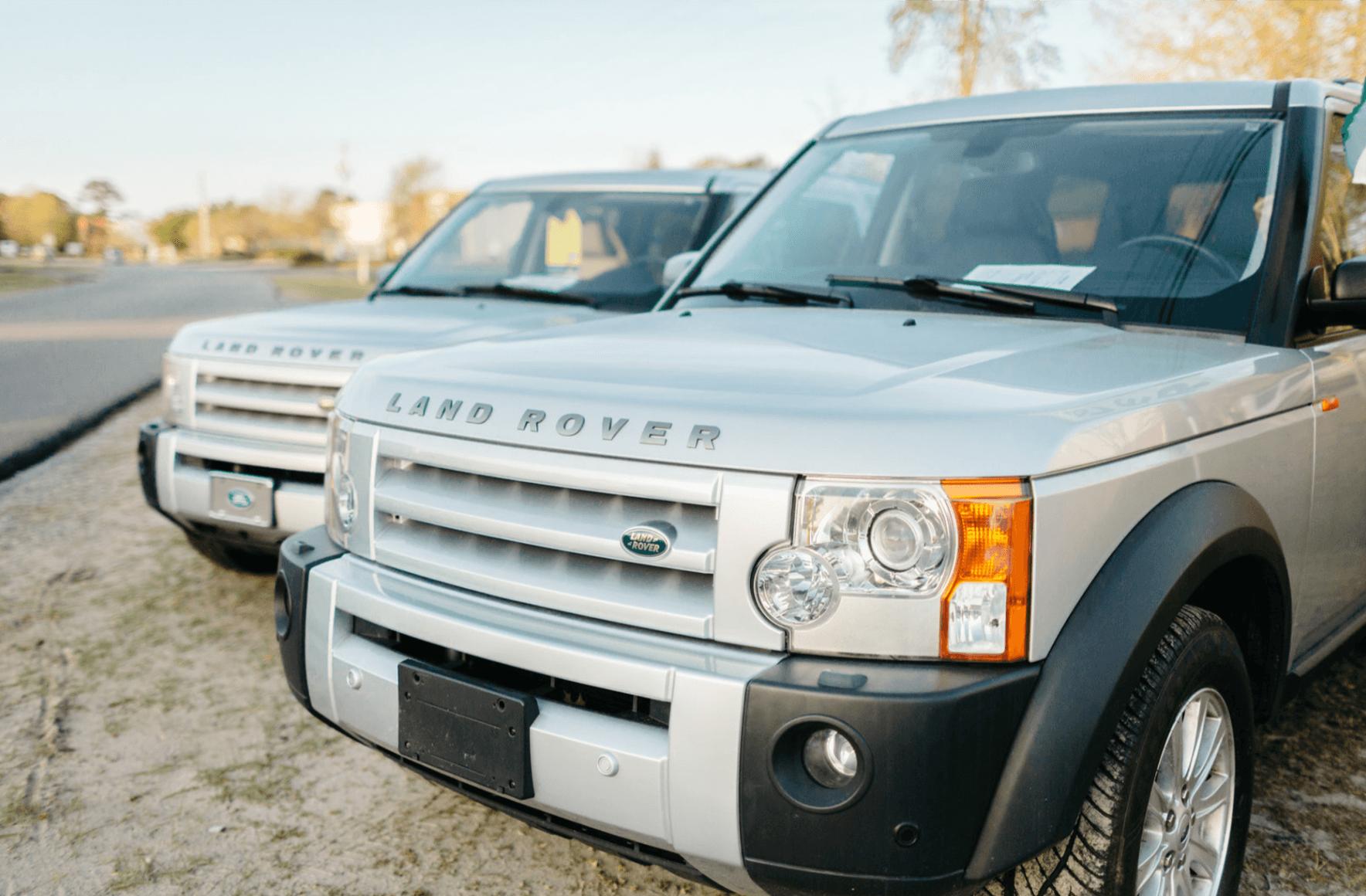 Land Rovers for Sale | Wilmington & Jacksonville, NC | Euro-TEK