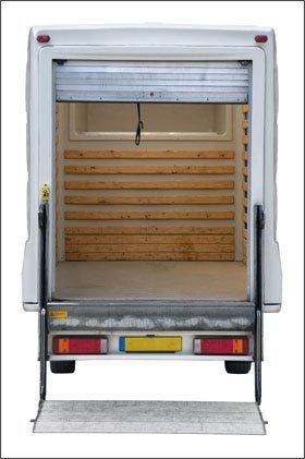Small van hire - Nuneaton, Warwickshire - NVR - Van