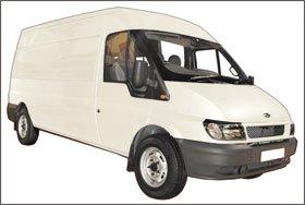 Transit van hire - Atherstone, Nuneaton - NVR - Van