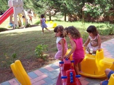 baby parking, disponibilità campo giochi, ginnastica