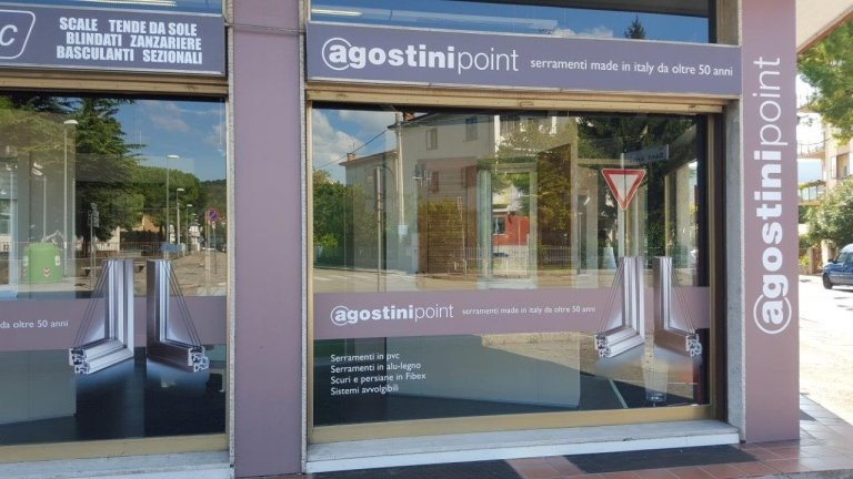 Agostini Point, AF Interni