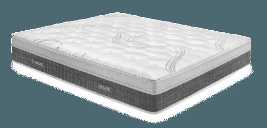materasso bianco con riga bianca