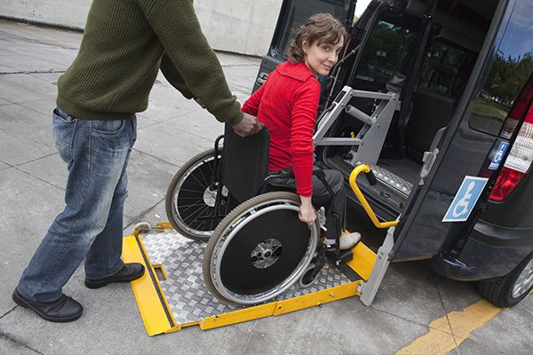 Wheelchair Friendly Vehicles