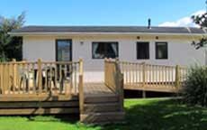 caravan decking
