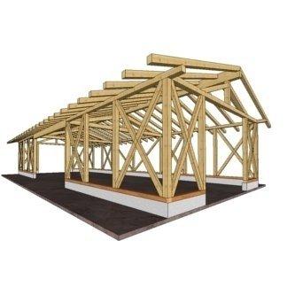 Progettazione casette prefabbricate
