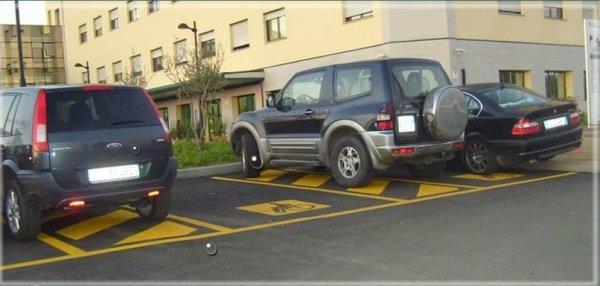 pulizia parcheggi