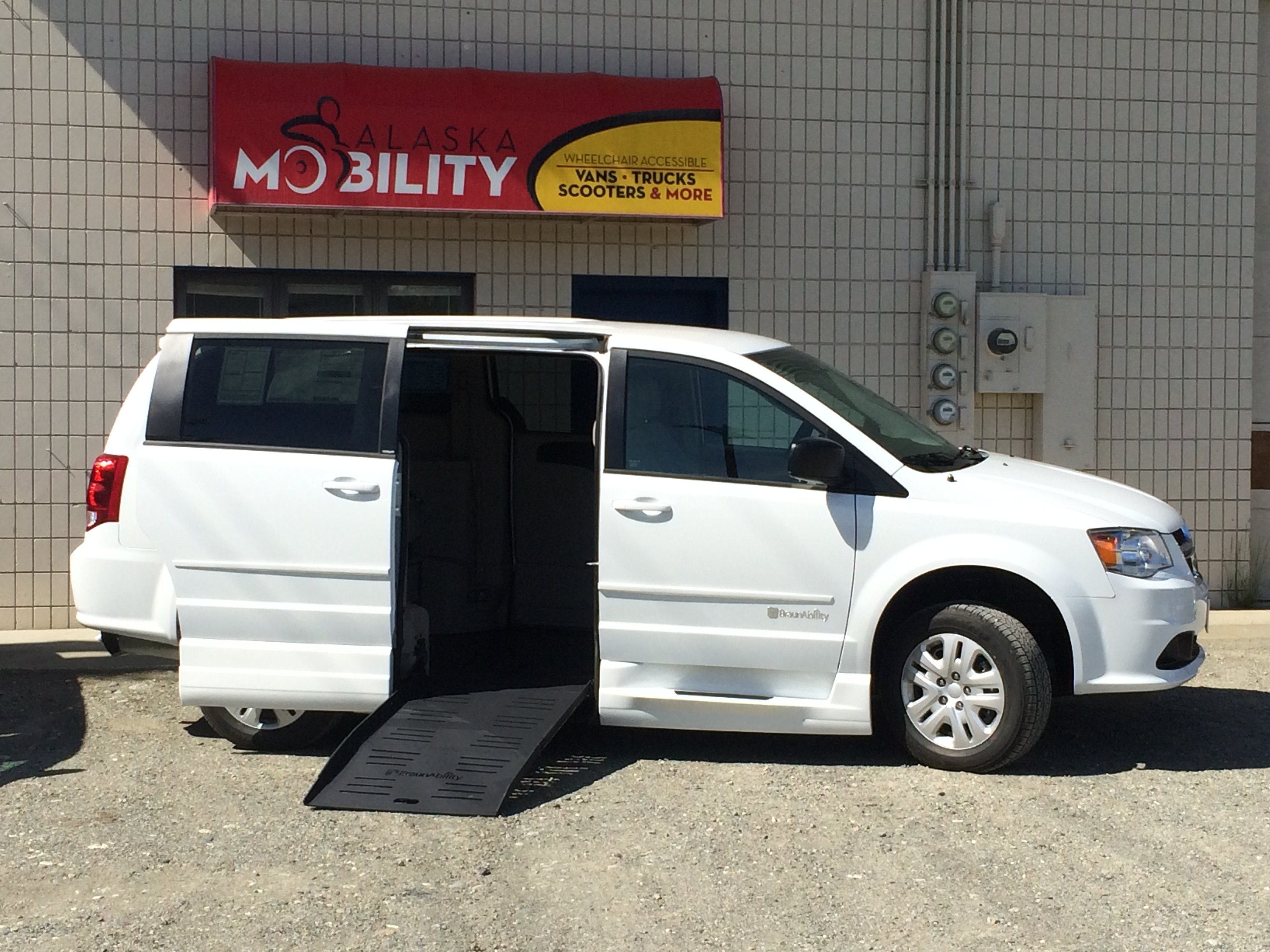 Mobility Lowered Floor