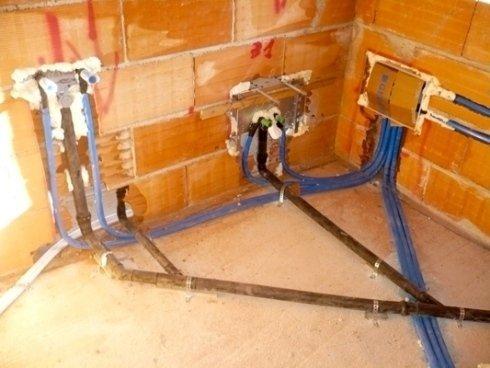 impianto idrico termico 7