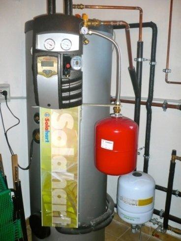impianto solare termico 5