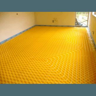 Tubazioni riscaldamento a pavimento