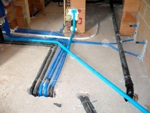 impianto idrico termico 2