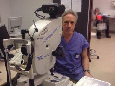 esame della vista, chirurgia oculare