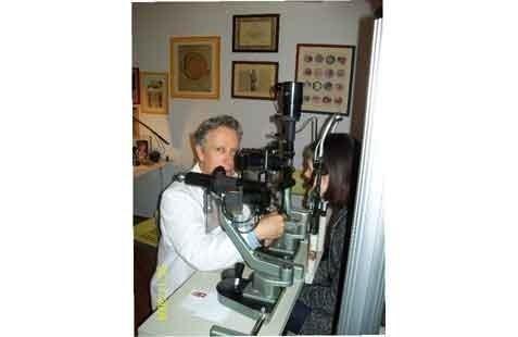 Correzione di miopia, ipermetropia e astigmatismo con laser a eccimeri