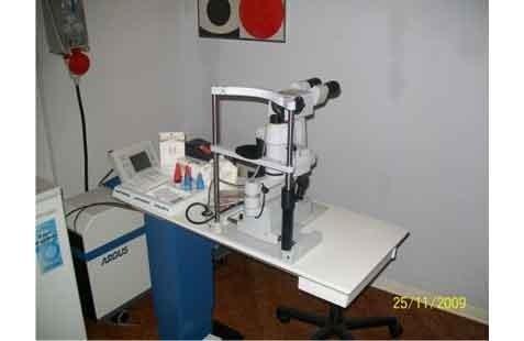 Laserterapia della retina