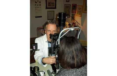 Cheratomicroscopia endoteliale