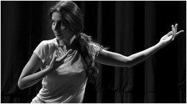 Francesca Beatrice Vista, danzatrice roma, coreografa roma