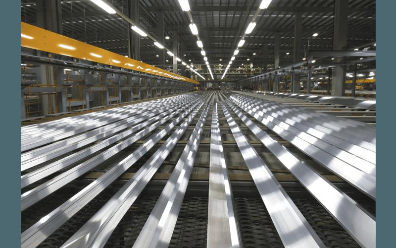 Nitrurazione di matrici per l'estrusione dell'alluminio