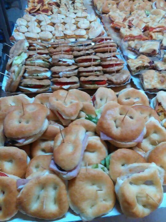 Hamburger per catering a Livorno
