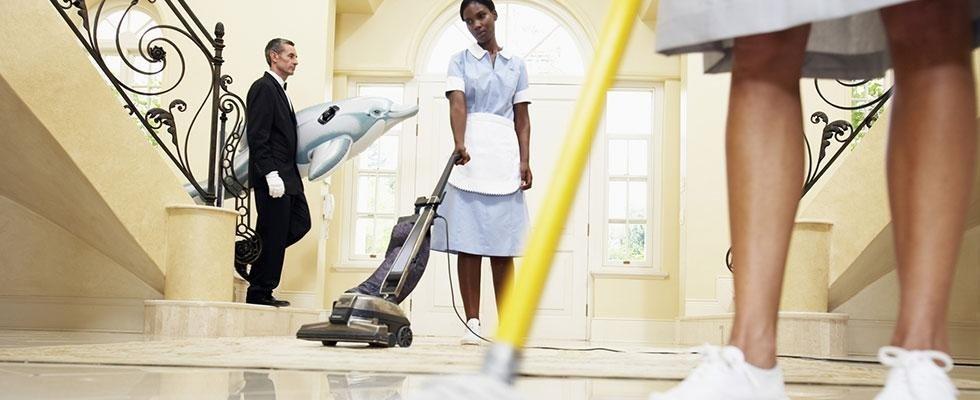 pulizie alberghiere