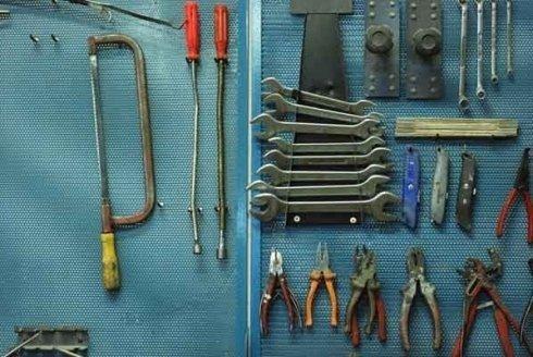 strumenti di lavoro