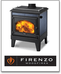 Firenzo  wood burner