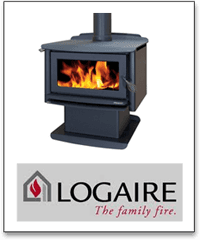 Logaire  wood burner