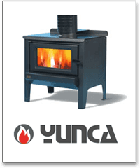 Yunca  wood burner