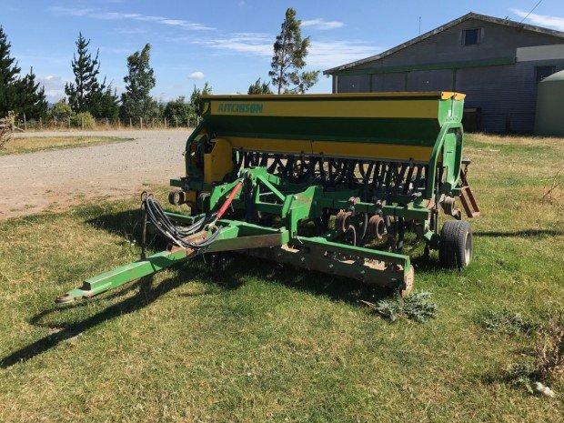 DD30 Planting Equipment