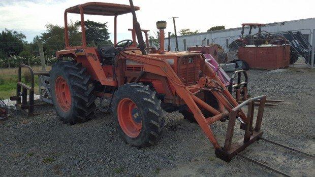 Centurion 75 tractor