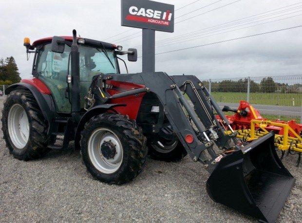 Maxxum 115 2008 tractor