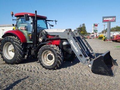 Puma 125 2011 tractor