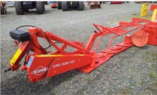 F77 tractor