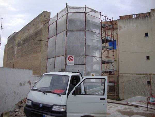 recinzioni con plastica