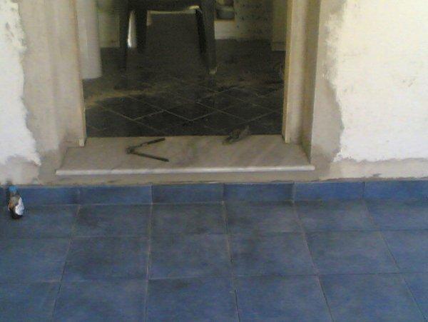 pavimento blu