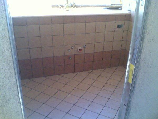 costruzione bagno