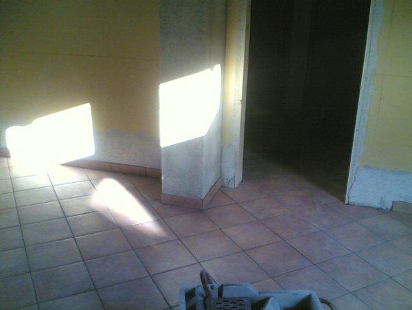 pavimento a seguito di una ristrutturazione