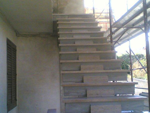 rampe di scale esterne