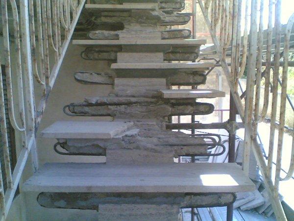 scale da ristrutturare
