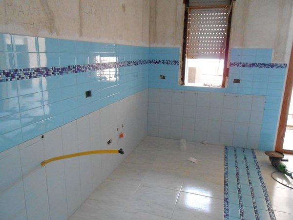 bagno senza forniture