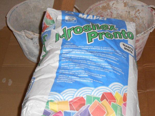 sacco cemento